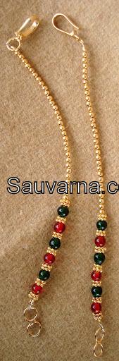 Matilu Sauvarna Indian Jewelery