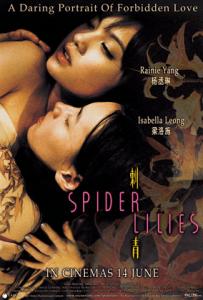 affiche spider lilies