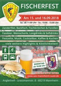 Fischerfest @ Vereinsheim