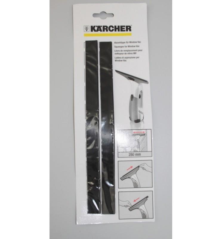 raclette de remplacement nettoyeur a vitre karcher wv50 wv60 wv75