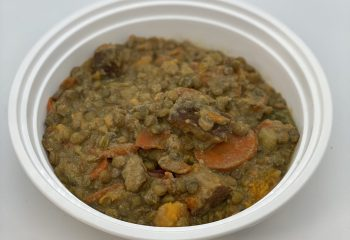 Vegan Sweet Potato Lentils