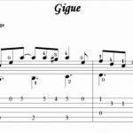 Losy Partita in A Minor for Solo Classical Guitar