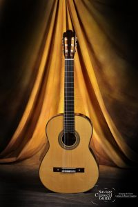 Daryl Perry Classical Guitar #198