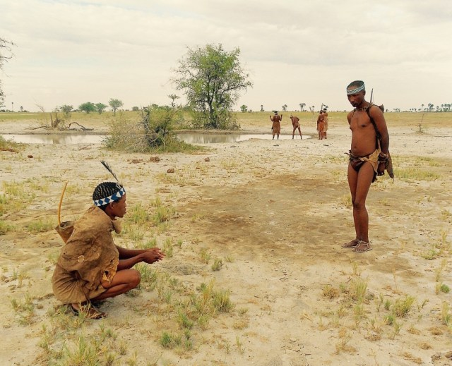 Bushmen of the Kalahari 2