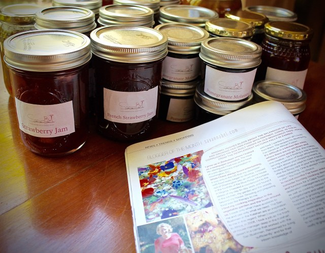 SavannaBel's preserves