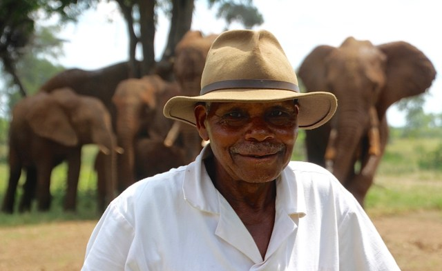 Tom Chavhako, on his recent visit to Livingstone from Zimbabwe.