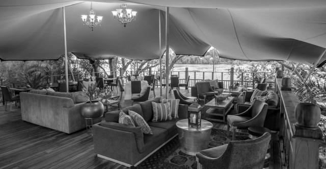 The Elephant Café interior. Photo credit: Sean Edington.