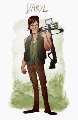 daryl walking dead