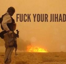fuck your jihad meme