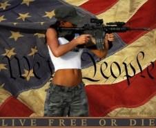 Girls with Guns 009