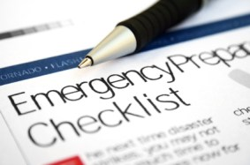 Emergency-Checklist