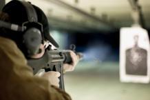 HK MP5SD Indoor Range