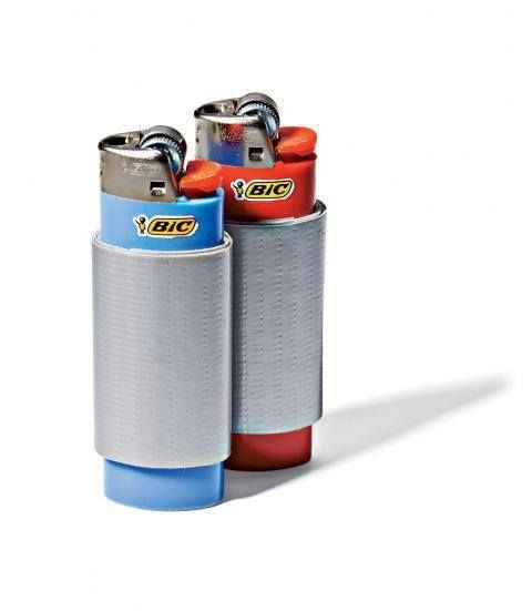 Bic Lighters With Duct Tape
