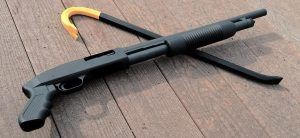 Rear Pistol Grip Cruiser Shotgun