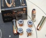 Speer Gold Dot .38 Special Short Barrel
