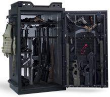 Tactical Gun Safe Interior