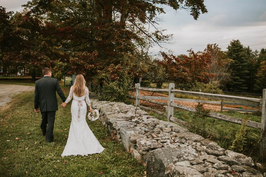 Stowe Vermont wedding photography