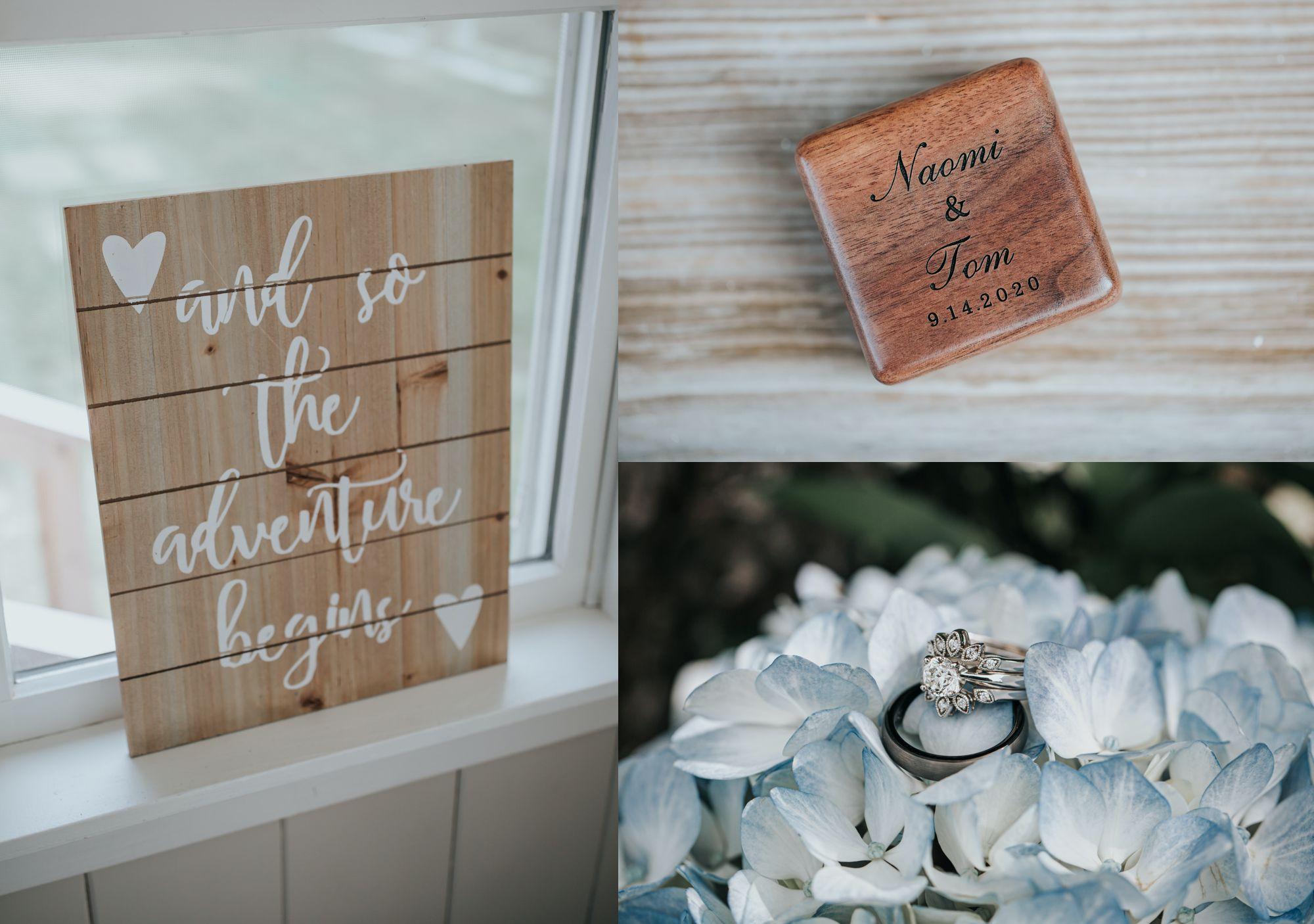 Mt Mansfield Wedding Details