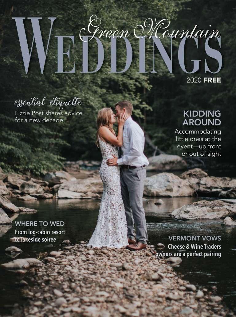 Green Mountain Weddings Magazine