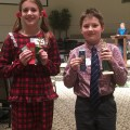 4th Graders Represent SCA in 4-H by Giving Speeches!