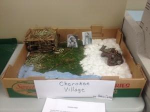 Cherokee Village- Anna Owens