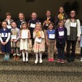 1st-4th District Spelling Bee 2017