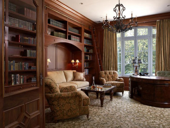 Dream Home Libraries The Room That Extends Beyond Four Walls Savannah Collections Blog