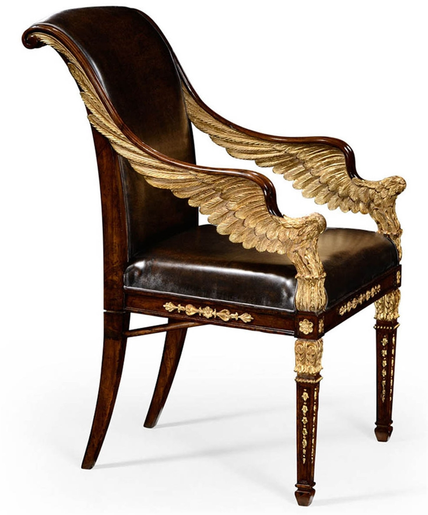 Take a Seat: Elegant Accent Chairs   Savannah Collections Blog on Furniture Style  id=75004