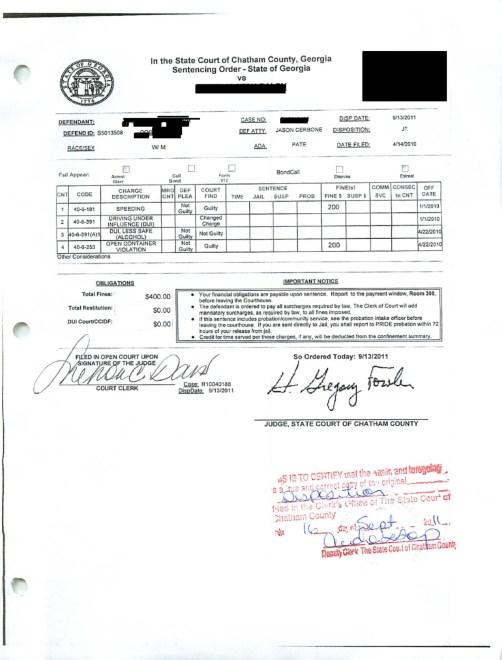 Golf Pro Wins DUI Jury Trial - Jason Cerbone DUI lawyer
