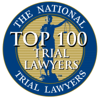 Jason Cerbone Top 100 Trial Lawyers - The National Trial Lawyers
