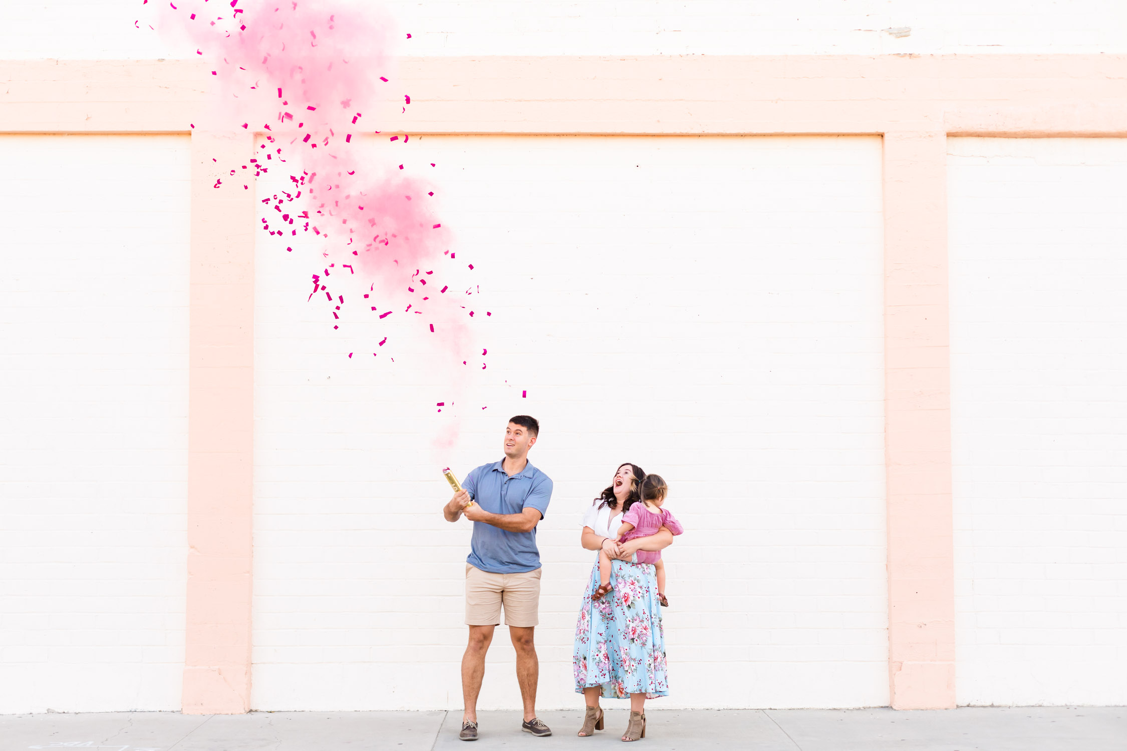 Savannah Michelle Photography Joshua Tree Gender Reveal Photographer