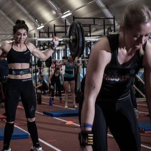 Battle of London • Rogue Fitness
