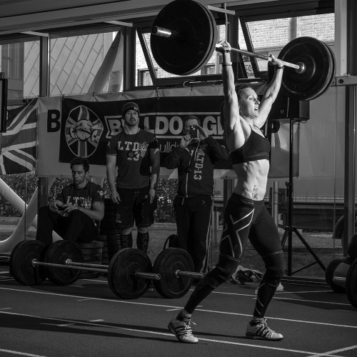 Samantha Briggs • CrossFit Photography