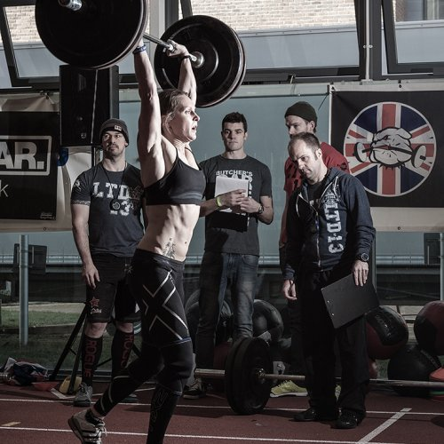 Samantha Briggs • Weightlifting