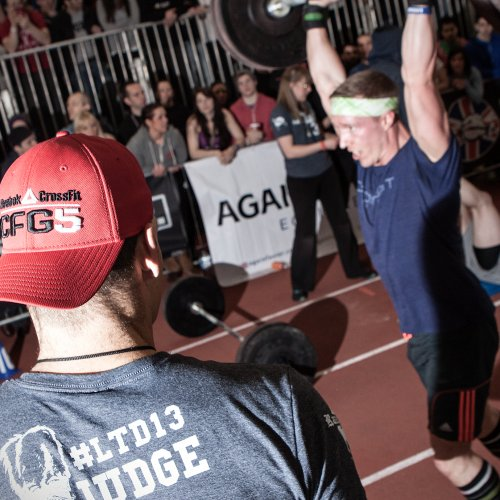 Battle of London • Reebok CrossFit