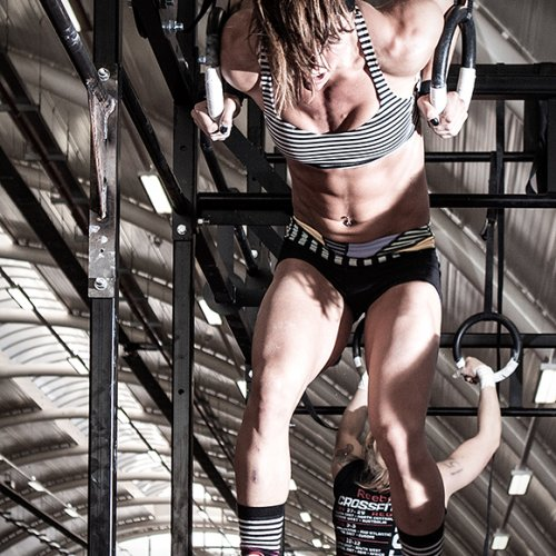 Andrea Ager • Muscle Up