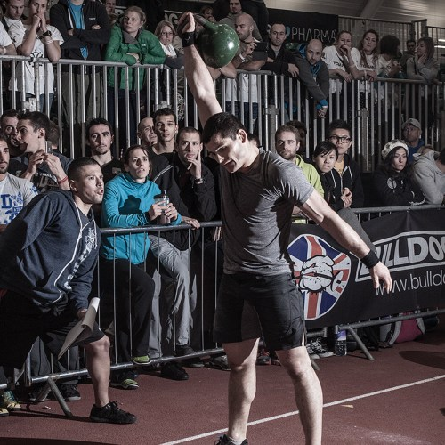 Battle of London • CrossFit Toulouse