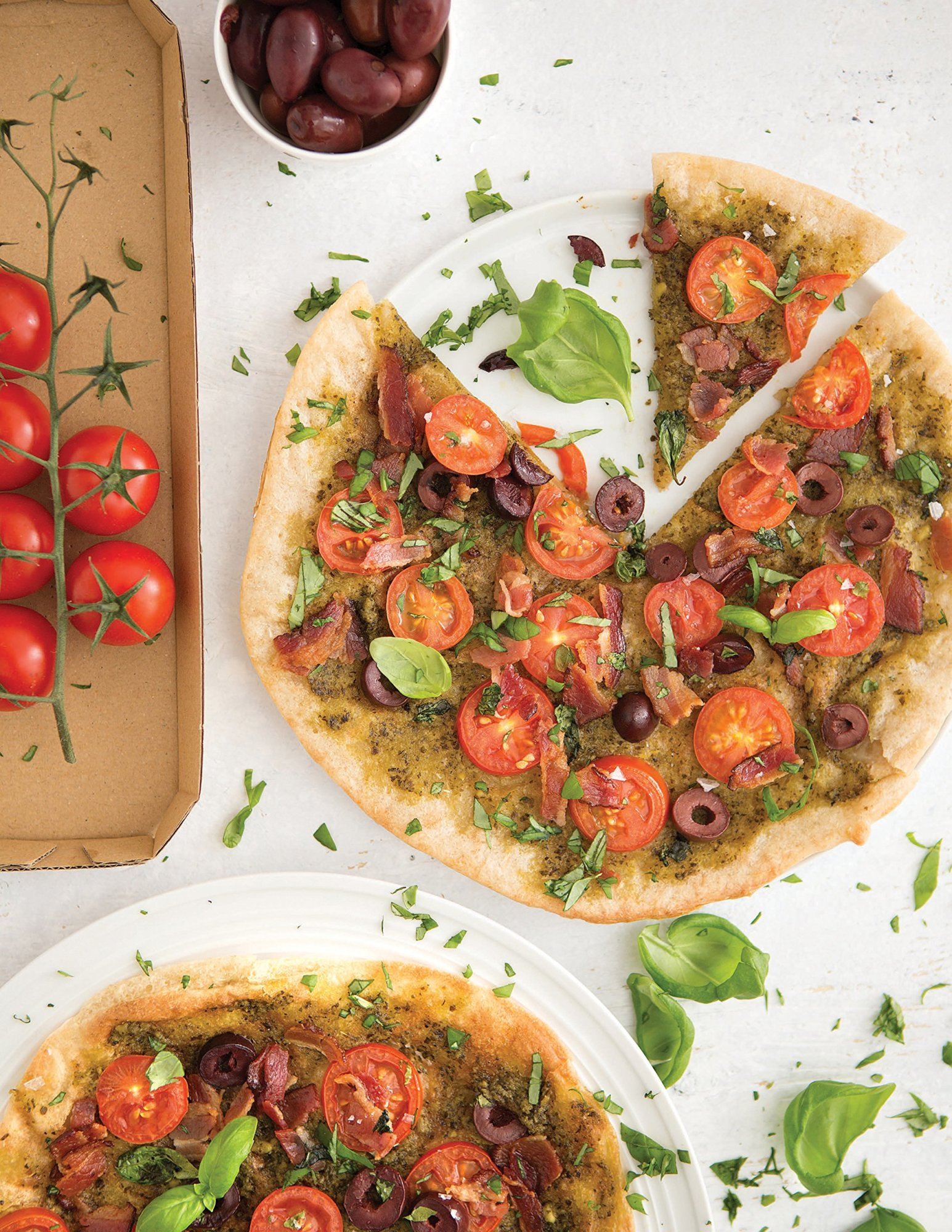 Digestive Health with Real Food - Cassava Paleo Pizza Recipe - Stockholm, Sweden