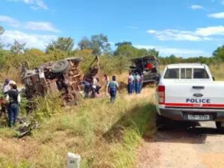Army truck involved in fatal accident