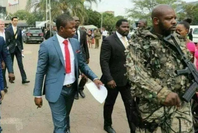 bushiri bodyguard poisoned