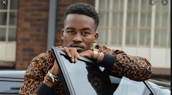 Scandal's Hungani Ndlovu