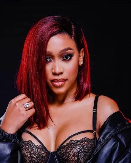 """Thobejane Sets The Record Straight: """"Don't Dare Compare Me With Buhle Samuels."""""""