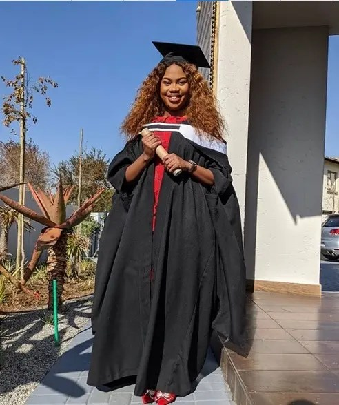 Mandisa Vilakazi Graduation Pictures