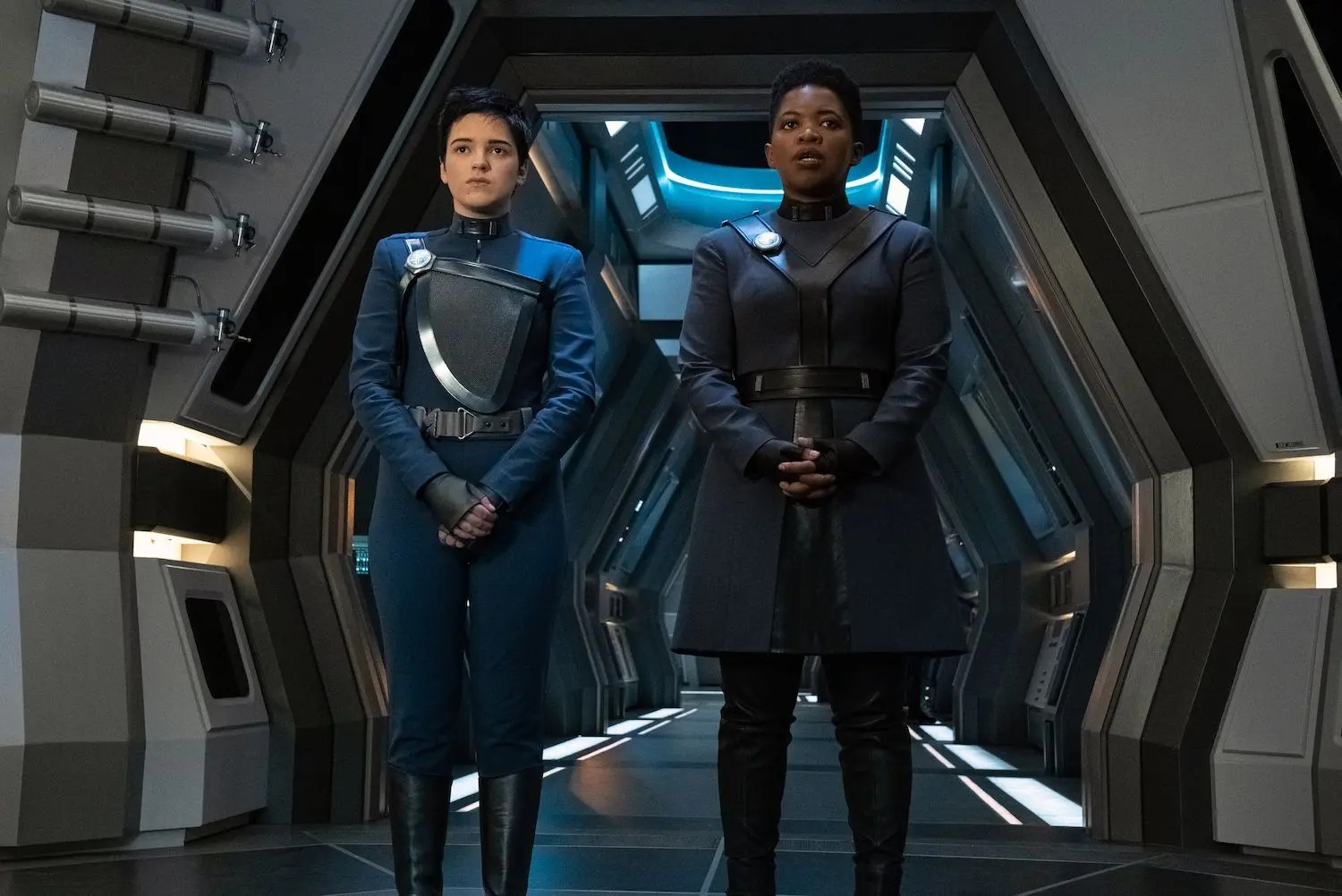 Phumzile Sitole Star Trek Discovery