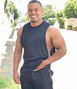 Which TV shows have Cedric Fourie appeared in?