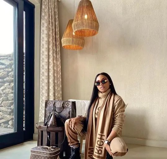 South Africa's Celebs expensive bling from luxury whips to designer bags