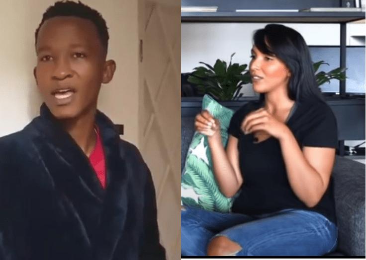 Katlego Maboe wife speaks