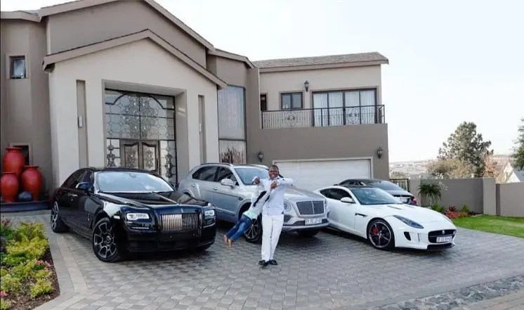 Bushiri house in Centurion auctioned