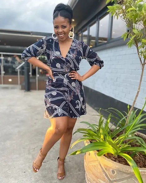 Real Life Facts about Nontle Majola from Generations The Legacy