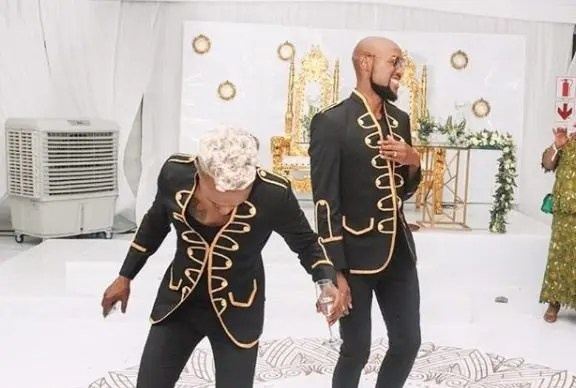 Somizi speaks about trouble with husband Mohale Motaung